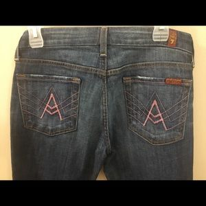 Seven 7 For all Mankind Jeans - Size 27